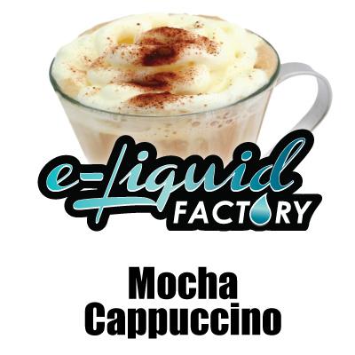 Mocha Cappuccino eLiquid