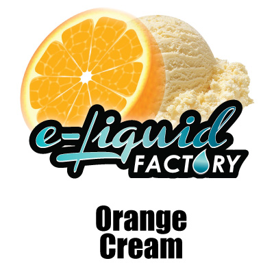 Orange Cream eLiquid