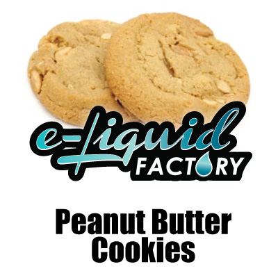 Peanut Butter Cookies eLiquid