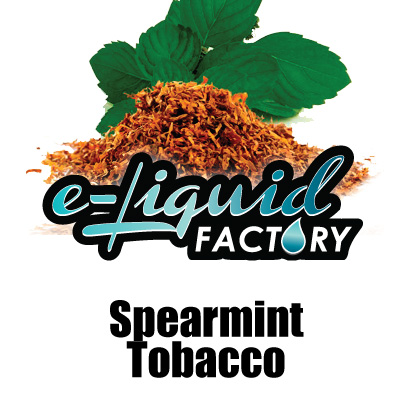 Spearmint Tobacco eLiquid