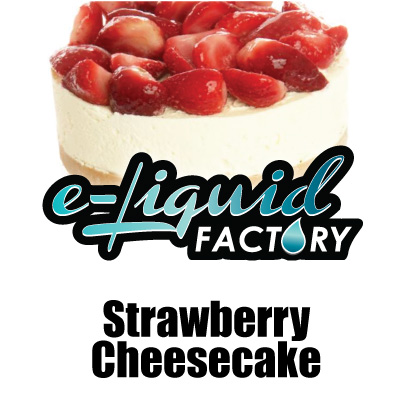 Strawberry Cheesecake eLiquid