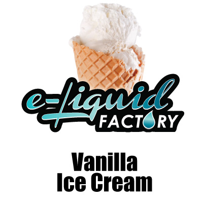 Vanilla Ice Cream eLiquid