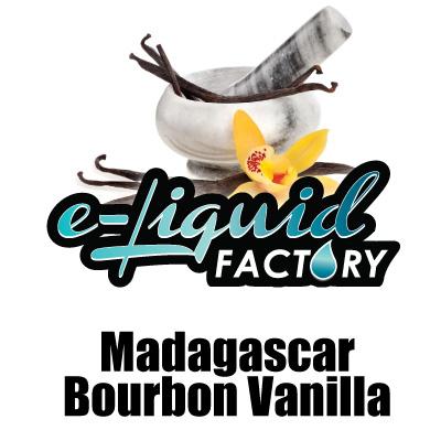 Madagascar Bourbon Vanilla eLiquid