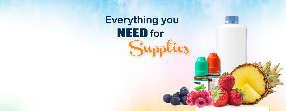 eLiquid Supplies