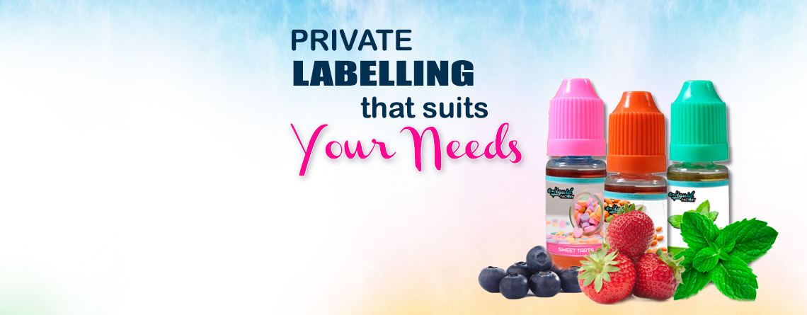 Private Label eLiquid